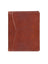 Scully Italian Leather Letter Size Pad Cognac