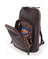 Osgoode Marley Cashmere Small Organizer Backpack Assorted Colors