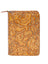 Scully New Tooled Leather zip weekly planner