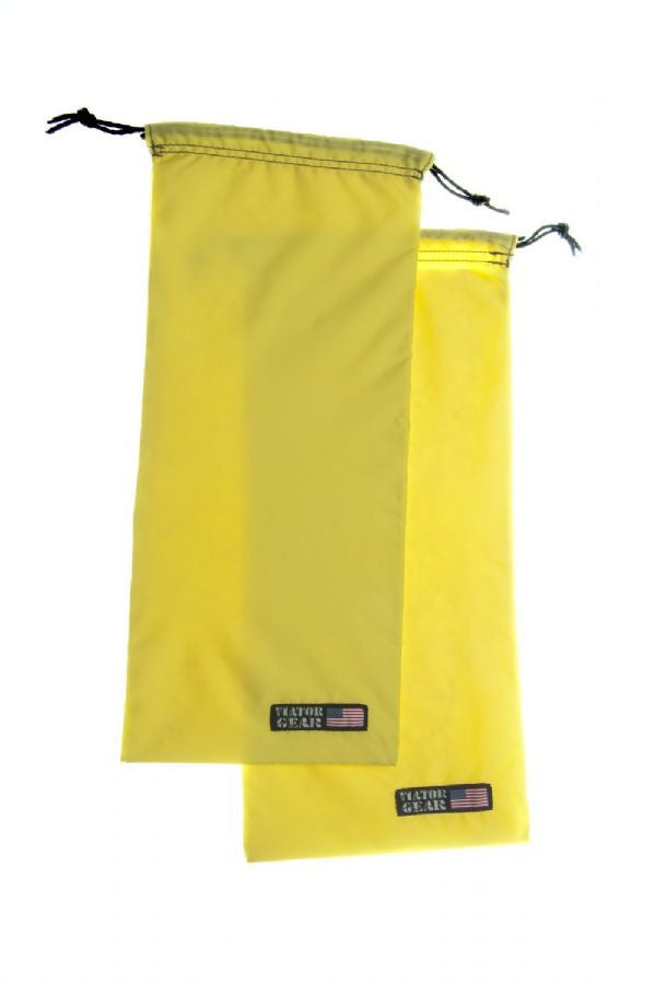Viator Gear Luggage Shoes Bag Yellow Rock