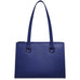 Jack Georges Chelsea Collection Large Shoulder Bag Cobalt