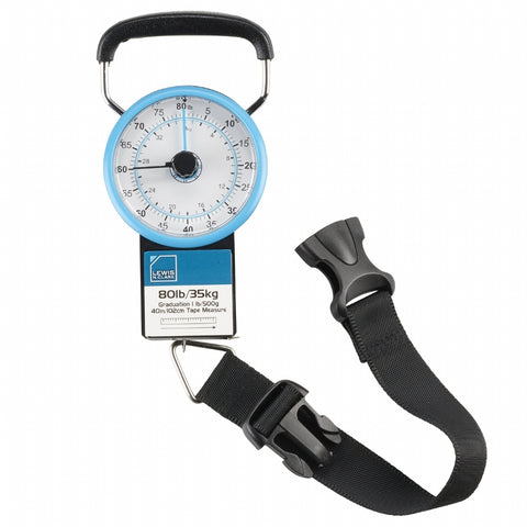 Lewis N Clark Analog Luggage Scale