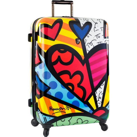 "Heys Britto 30"" Spinner Luggage New Day Multicolor"