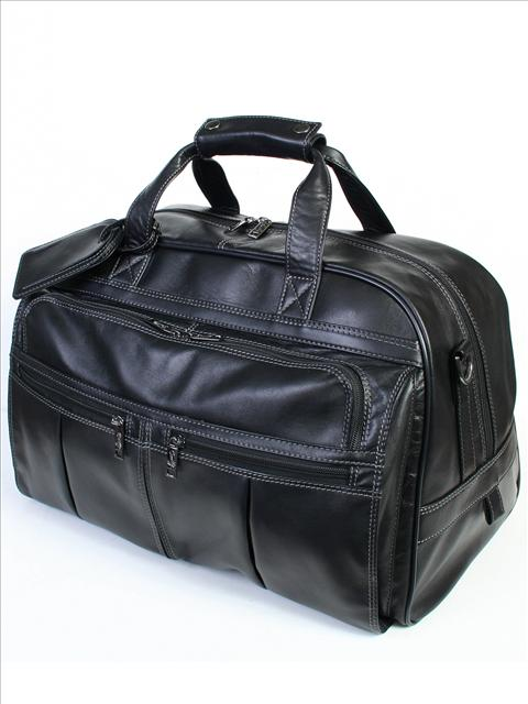 Scully Leather club bag