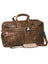 Scully Aerosquadron Collection Leather Duffel Bag Walnut
