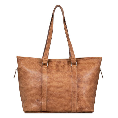 Jack Georges Buffed Shopper Tote