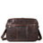 Jack Georges Voyager Travel Messenger Bag Brown
