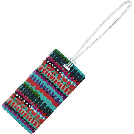 Lewis N Clark Belle Hop Luggage Tag Tribal