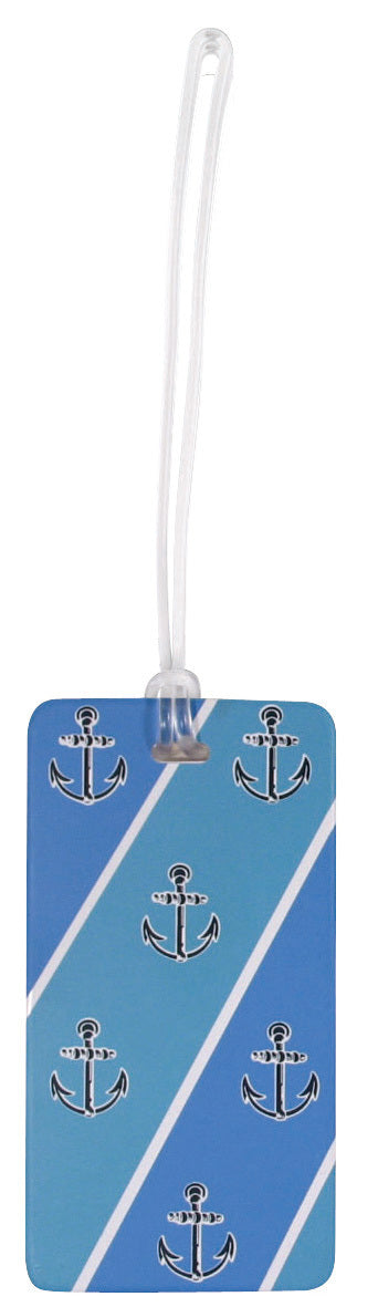 Lewis N Clark Luggage Tag Nautical