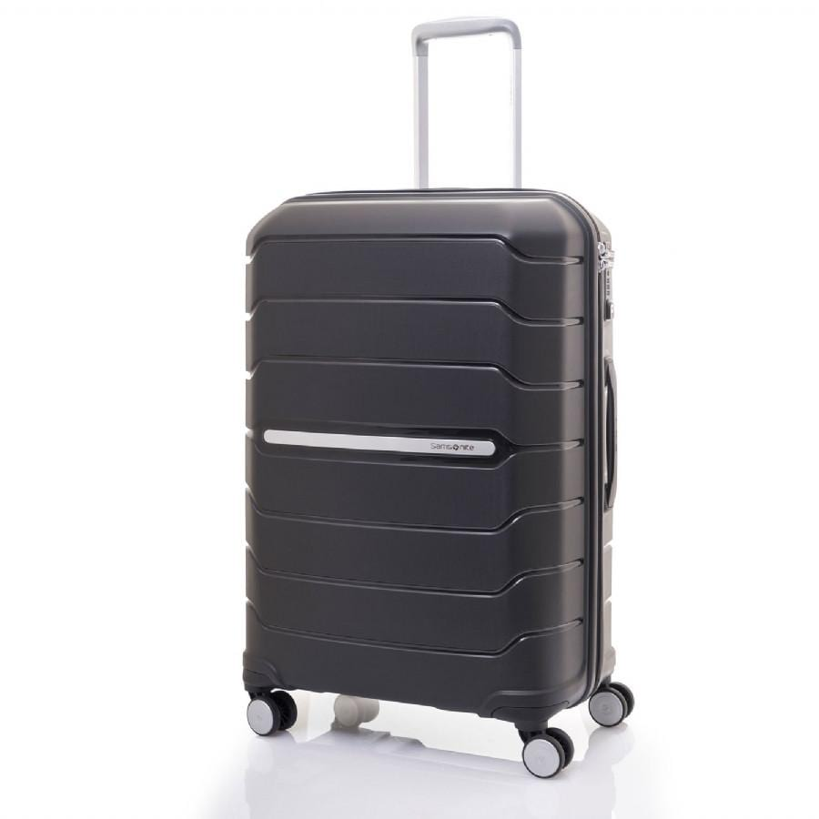 "Samsonite Freeform 24"" Hardside Spinner Black"
