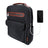 "McKlein 17"" Nylon Two-Tone Dual-Compartment Laptop Backpack"