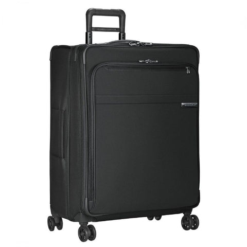 Briggs & Riley Large Expandable Spinner Black