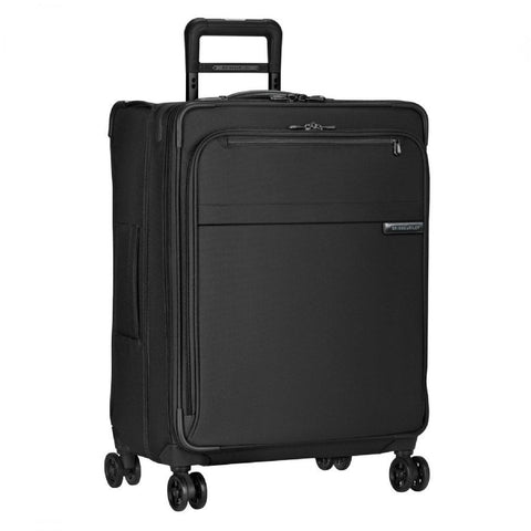 Briggs & Riley Medium Expandable Spinner Black