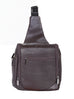 Scully Leather Soft Plonge Travel Sling Assorted Colors