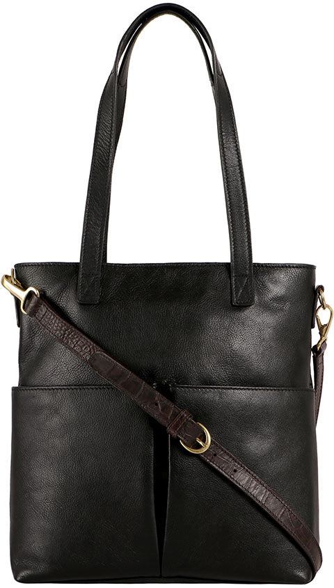 Scully Leather handbag