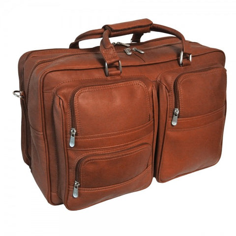 Piel Leather Complete Carry All Bag