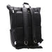 "McKlein USA Kennedy 17"" Leather Dual Access Laptop Backpack Assorted Colors"