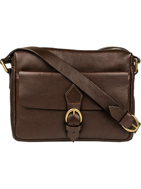 Scully Leather Berkeley Business Tote Chocolate
