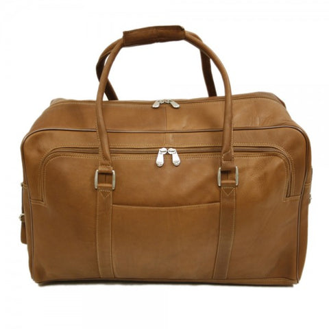 Piel Leather Half Moon Duffel
