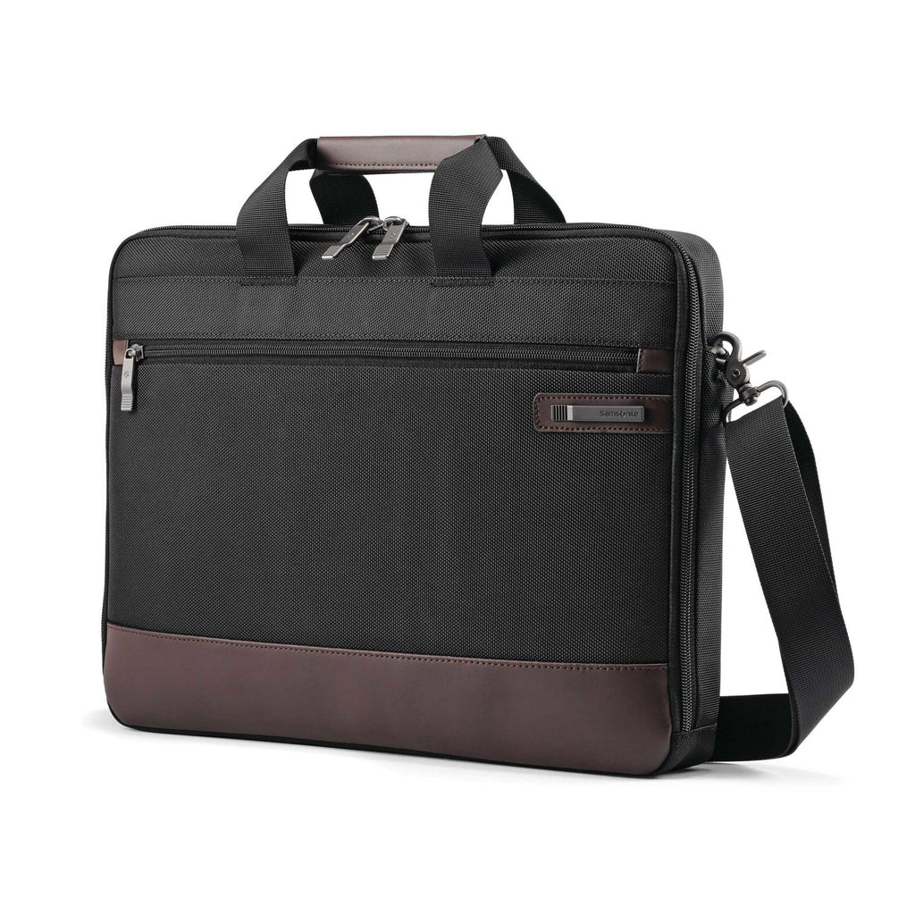 Samsonite Kombi Slim Brief Black