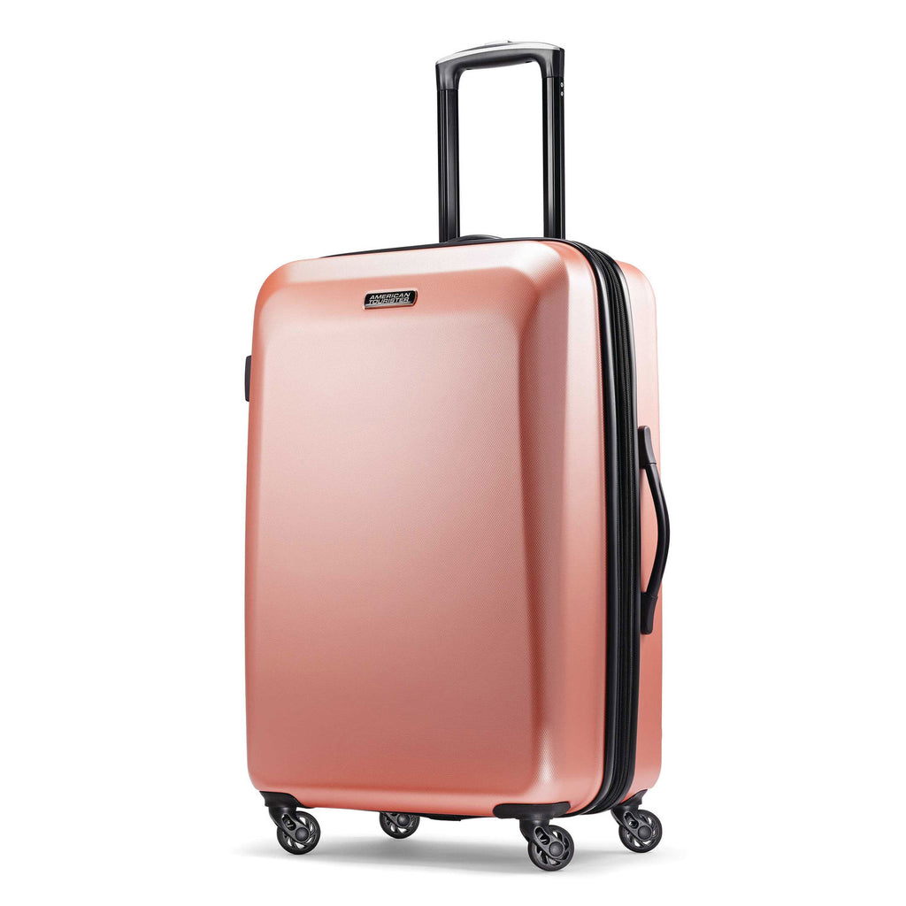 "American Tourister Moonlight 24"" Spinner Luggage Assorted Colors"
