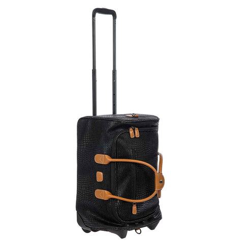 "Bric's MySafari 21"" Carry On Rolling Duffel"