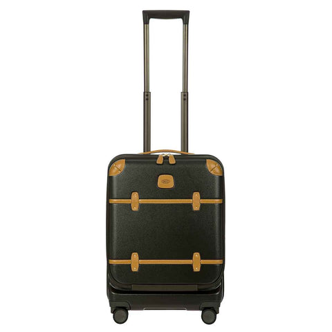 "Bric's Bellagio 21"" Spinner Trunk With Pocket"