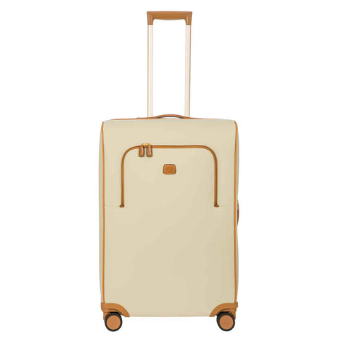 "Bric's Firenze 27"" Split Frame Trolley Cream"