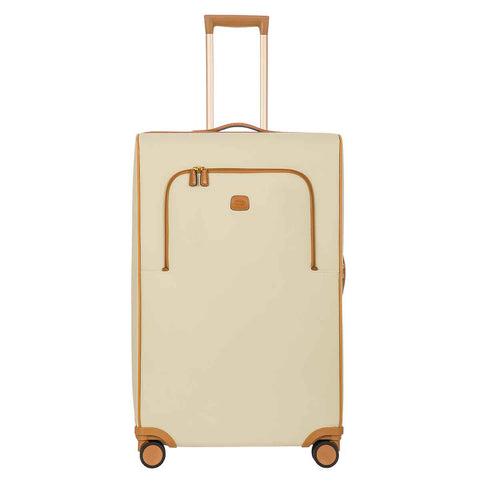Bric's Firenze Split Frame Trolley Cream