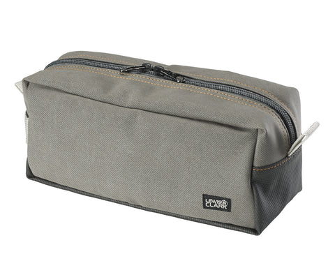 Lewis N Clark Brushed Twill Toiletry Kit