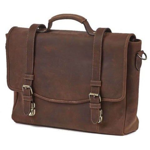 Claire Chase Messenger Bag Rustic Brown