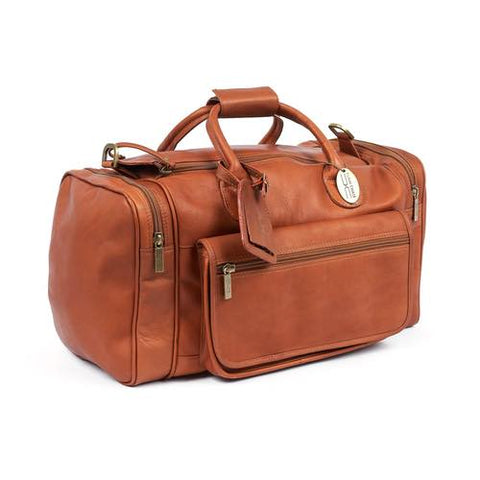 Claire Chase Classic Sports Valise Assorted Colors