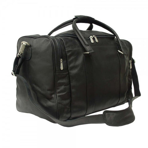 Piel Leather Classic Weekend Carry-On Bag