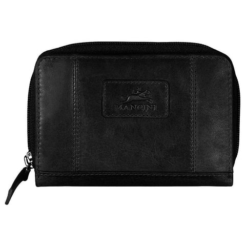 Mancini Casablanca Ladies' RFID Small Clutch Wallet