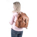 Claire Chase Uptown Backpack Assorted Colors