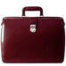 Jack Georges Elements Collection Classic Briefbag Burgundy