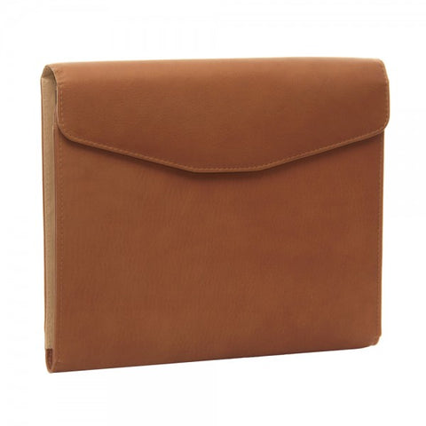 Piel Leather Envelope Padfolio Assorted Colors