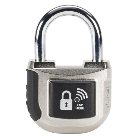 eGeeTouch Smart Padlock Silver