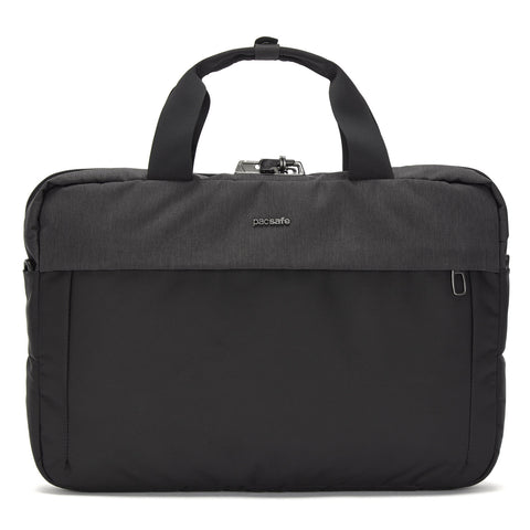 "Pacsafe Intasafe X Anti Theft 15"" Laptop Slim Brief Black"