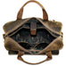 Jack Georges Arizona Collection Overnighter Bag Brown