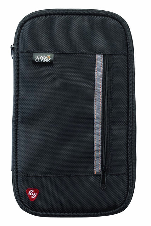 Lewis N Clark RFID Document Organizer Black