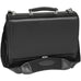 McKlein USA Bucktown Leather Double Compartment Briefcase Black