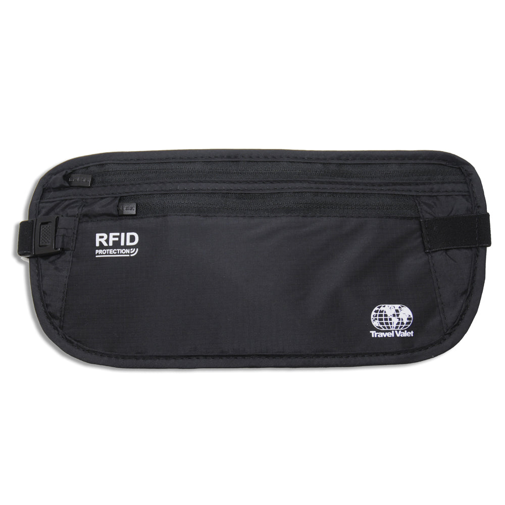 Voltage Valet RFID Money Belt Black