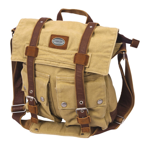 Canyon Outback Grady Large Canvas Messenger Bag