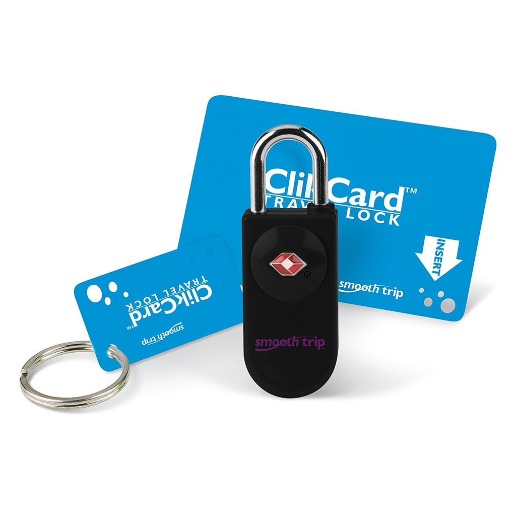 Smooth Trip ClikCard Luggage Security Lock