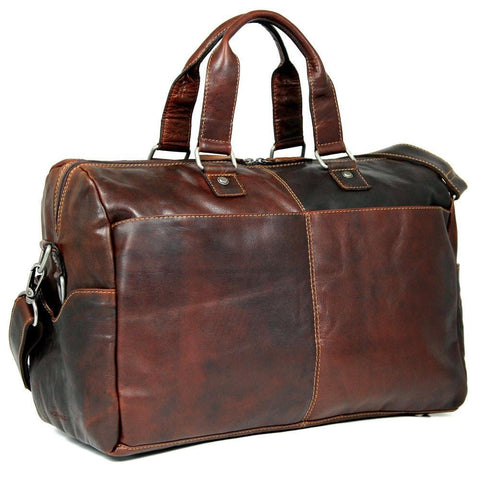 Jack Georges Voyager Collection Cabin Bag Brown