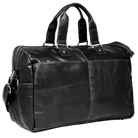 Jack Georges Voyager Collection Cabin Bag Black