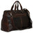 Jack Georges Voyager Large Convertible Valet Bag Brown