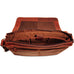 Jack Georges Voyager Super Messenger Bag Brown