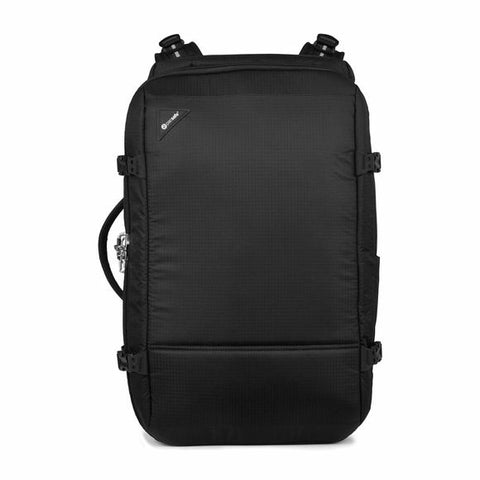 Pacsafe Vibe 40 Anti Theft 40L Carry On Backpack Jet Black